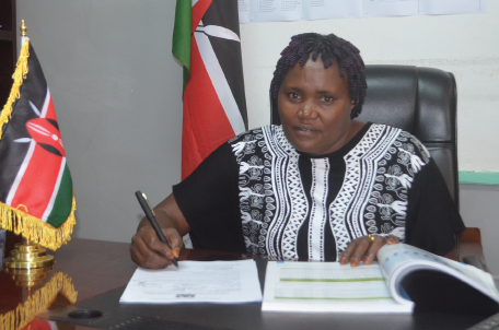 Hon. Mitaru Beatrice Njoki Specially Elected Read More