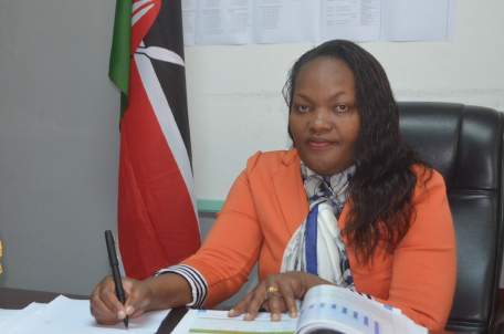 Hon. Mwaniki Lucy Njeri Specially Elected Read More