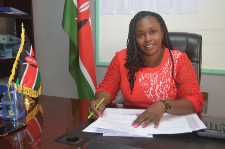 Hon. Anne Kariuki Specially Elected Read More
