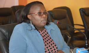 Approval hearing for Ms. Esther Wanjiru Njuguna who was nominated as CEC to the County department of Cooperative Development, Trade, Marketing, Tourism, Industrialization and Enterprise Development.