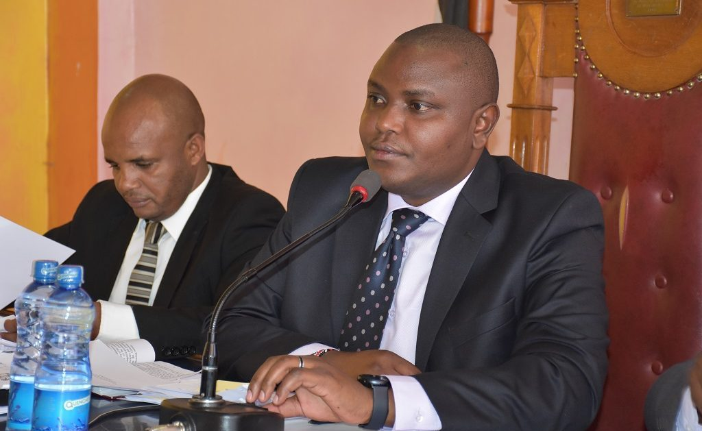 The Speaker of the County Assembly chairs the committee on Appointments during the approval hearings of candidates nominated to various CEC positions. The committee on Appointments is established pursuant to Standing Order no. 184 of the County Assembly standing orders.
