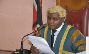 County Assembly Adjourn Sittings